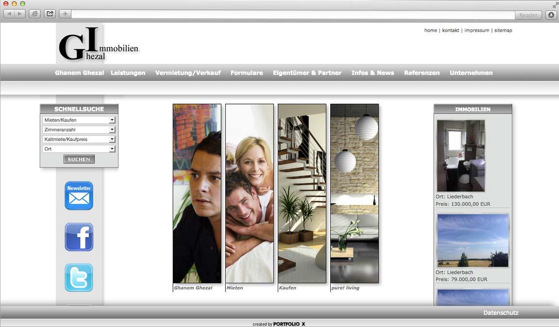 Immobilienmakler Bad Soden refernezen für das immobilienmakler website system